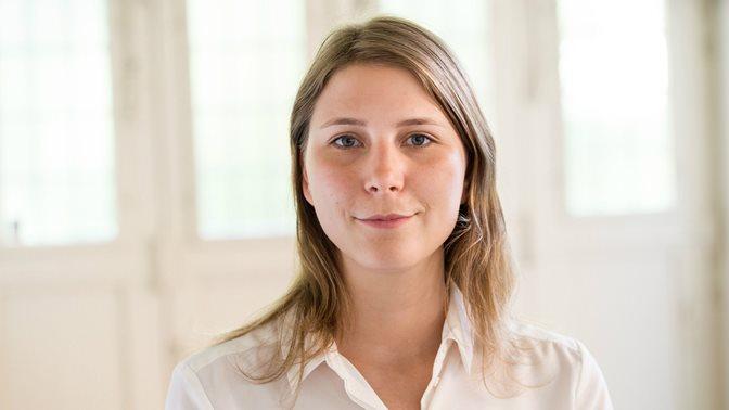 HSG Founder of the Year 2017 Lea von Bidder