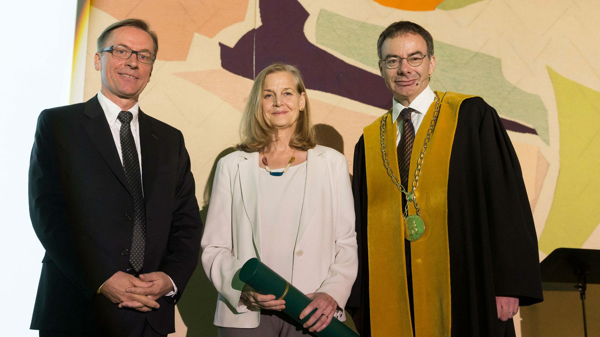 Ehrendoktorat Martha S. Feldmann