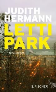 Buchcover Lettipark, Judith Hermann